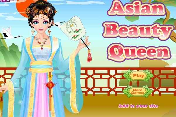 Play Asian Beauty Queen