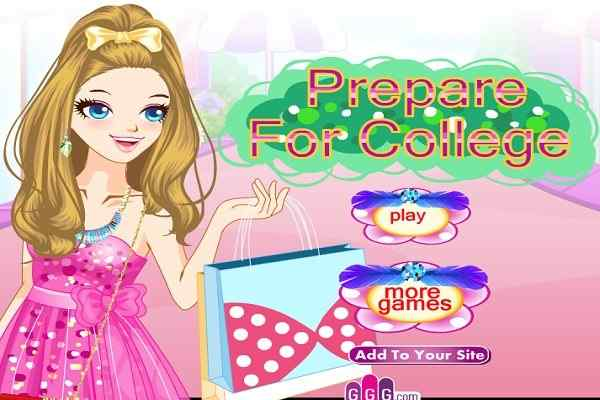 Play Prepare for College