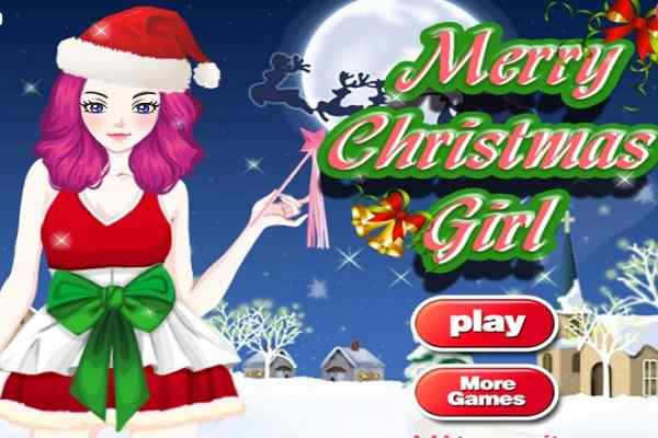 Play Merry Christmas Girl