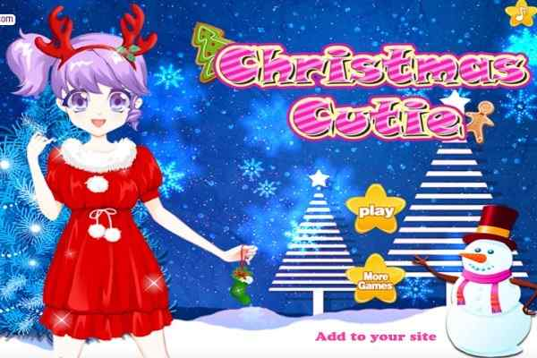 Play Christmas Cutie