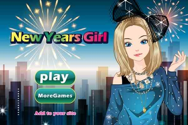 Play New Years Girl