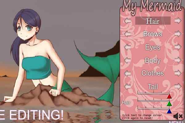 Play My Mermaid