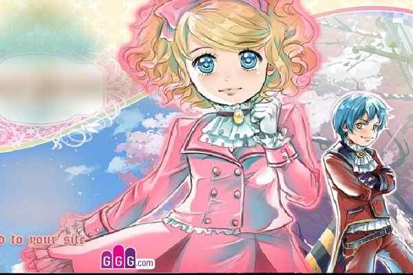 Play French Victorian DressUp Game