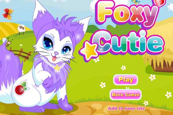 Play Foxy Cutie