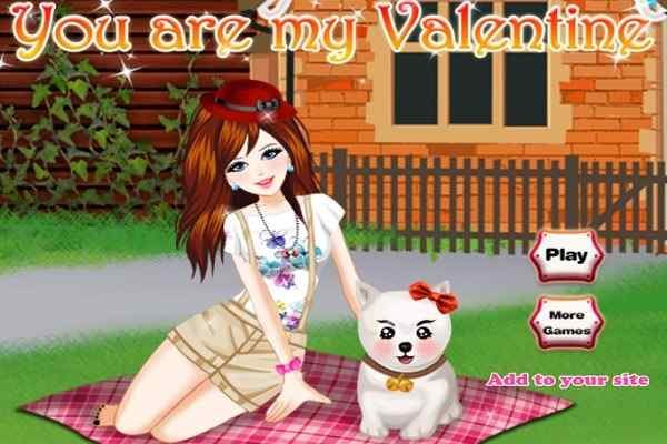 Play You Are My Valentine