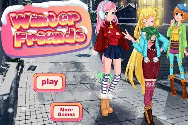 Play Winter Friends