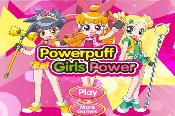 Play Powerpuff Girls Power