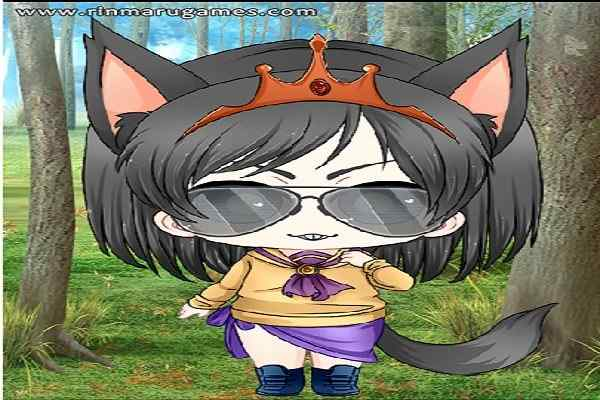 Play Kemonochibi Dress Up Game
