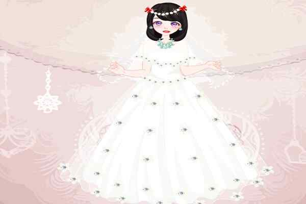 Play Pretty And lovely Little Bride