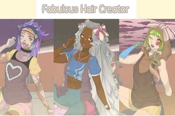 Play Fabulous Hair Creator
