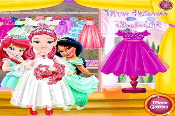 Play Little Princess Dress Up